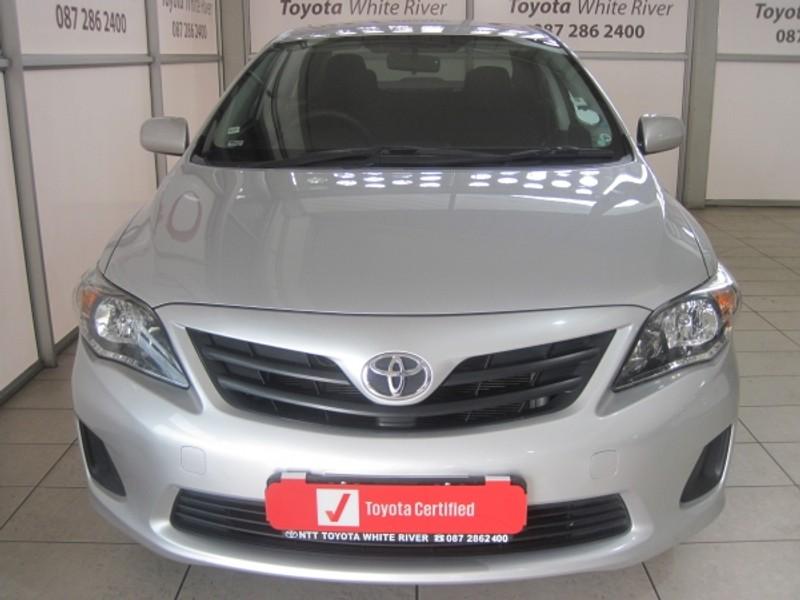 2018 Toyota Corolla Quest 1.6 Auto Mpumalanga White River_0