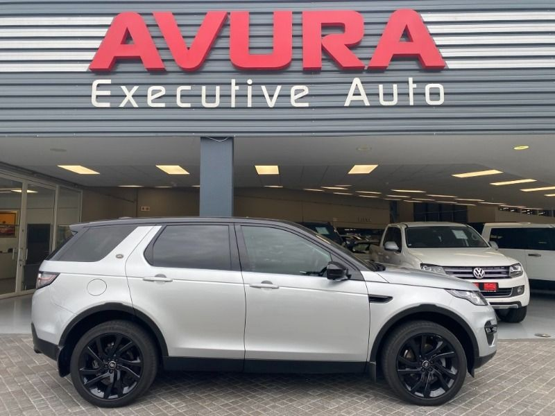 2015 Land Rover Discovery Sport Sport 2.2 SD4 HSE LUX North West Province Rustenburg_0