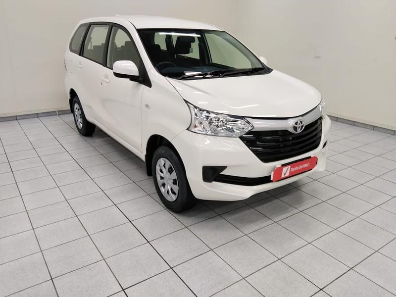 2021 Toyota Avanza 1.5 SX Kwazulu Natal Westville_0