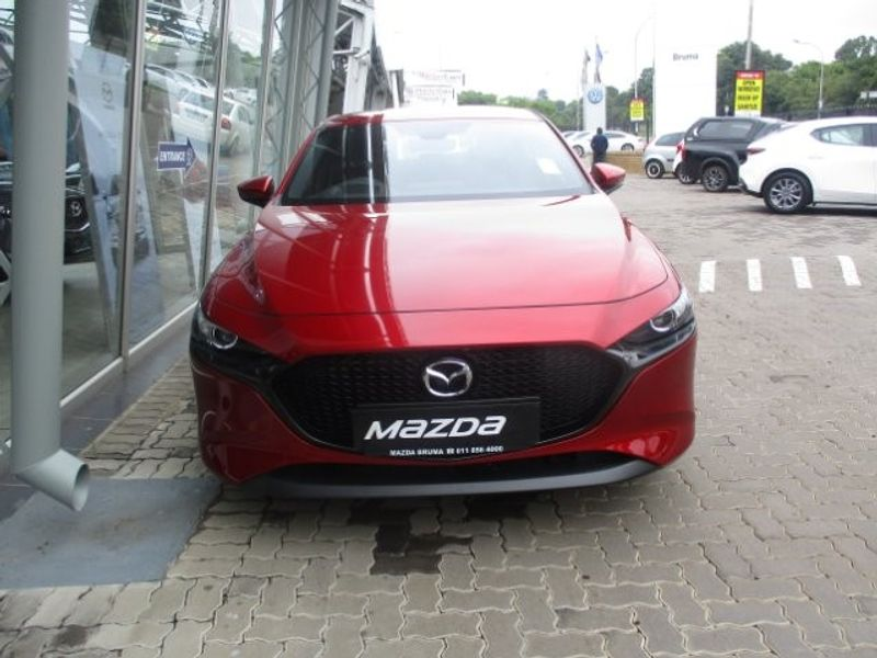 2020 Mazda 3 1.5 Individual 5-Door Gauteng Johannesburg_0