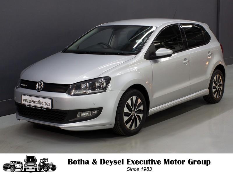 2016 Volkswagen Polo GP 1.0 TSI Bluemotion Gauteng Vereeniging_0