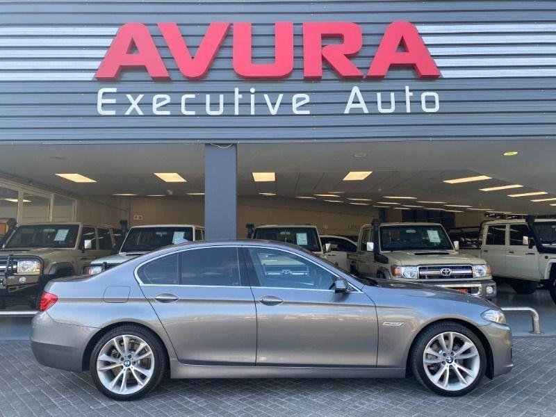 2017 BMW 5 Series 520D Auto Luxury Line North West Province Rustenburg_0