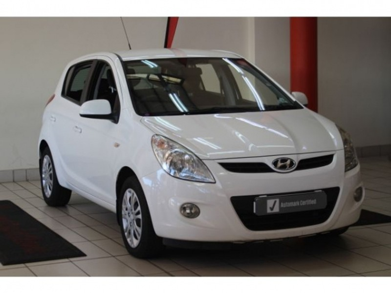 2011 Hyundai i20 1.6  Mpumalanga Barberton_0