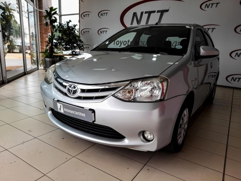 2013 Toyota Etios 1.5 Xs 5dr  Limpopo Louis Trichardt_0