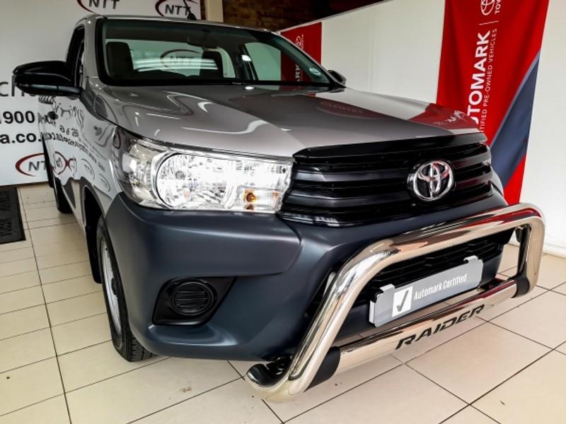2018 Toyota Hilux 2.0 VVTi AC Single Cab Bakkie Limpopo Louis Trichardt_0