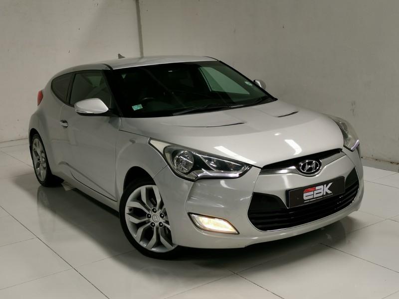 2014 Hyundai Veloster 1.6 GDI Executive Gauteng Johannesburg_0