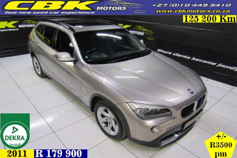 2011 BMW X1 Sdrive20d At  Gauteng Boksburg_0