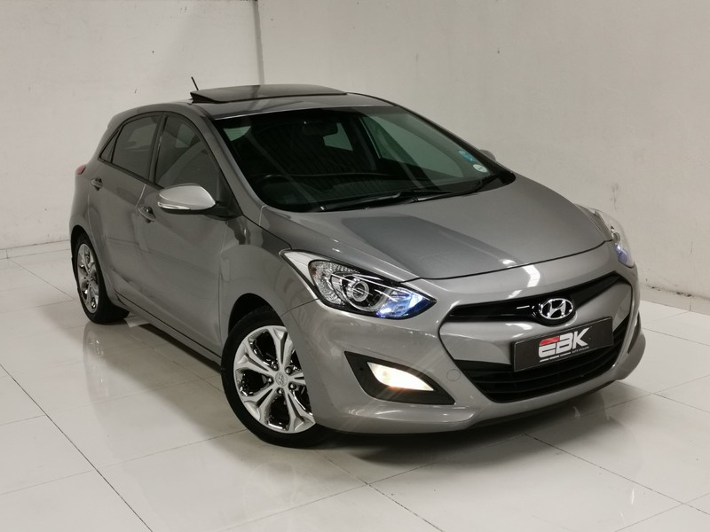 2012 Hyundai i30 1.8 Gls  Gauteng Johannesburg_0