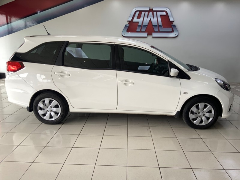 2015 Honda Mobilio 1.5 Comfort CVT Mpumalanga Middelburg_0