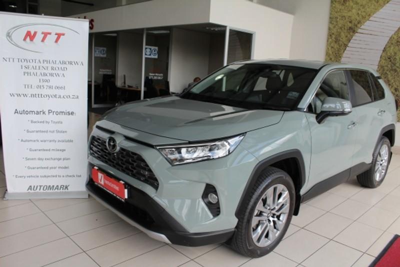 2021 Toyota Rav 4 2.0 VX CVT Limpopo Phalaborwa_0
