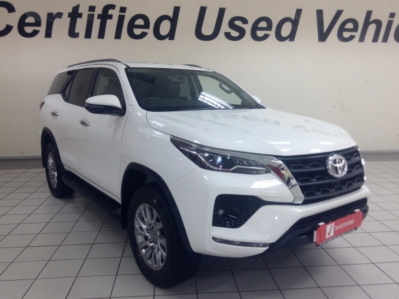 2021 Toyota Fortuner 2.8GD-6 4x4 Auto Limpopo Tzaneen_0