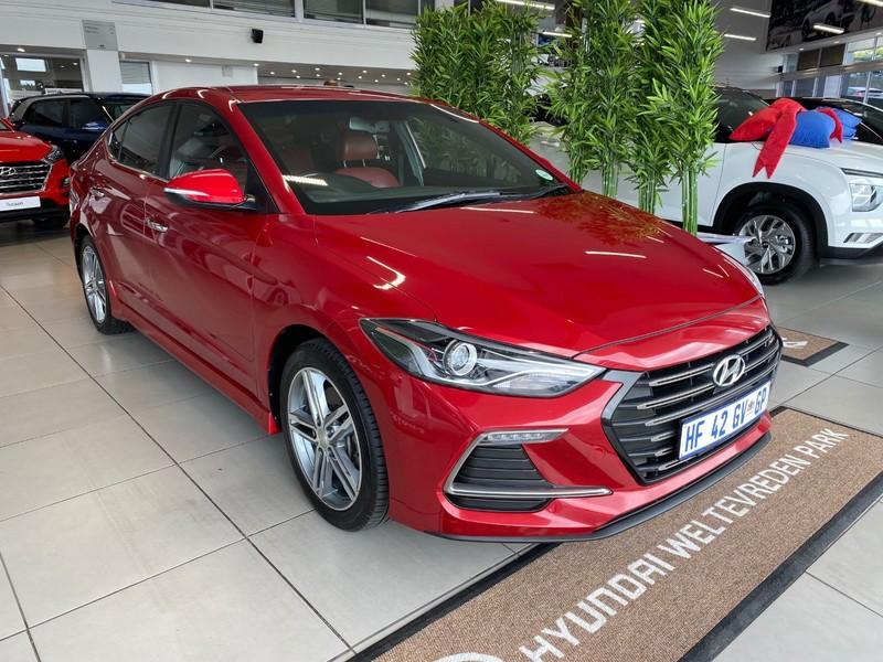 2018 Hyundai Elantra 1.6 GTDI DCT Gauteng Roodepoort_0