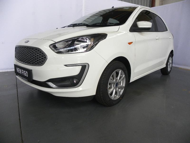 2021 Ford Figo 1.5Ti VCT Trend 5-Door Gauteng Springs_0