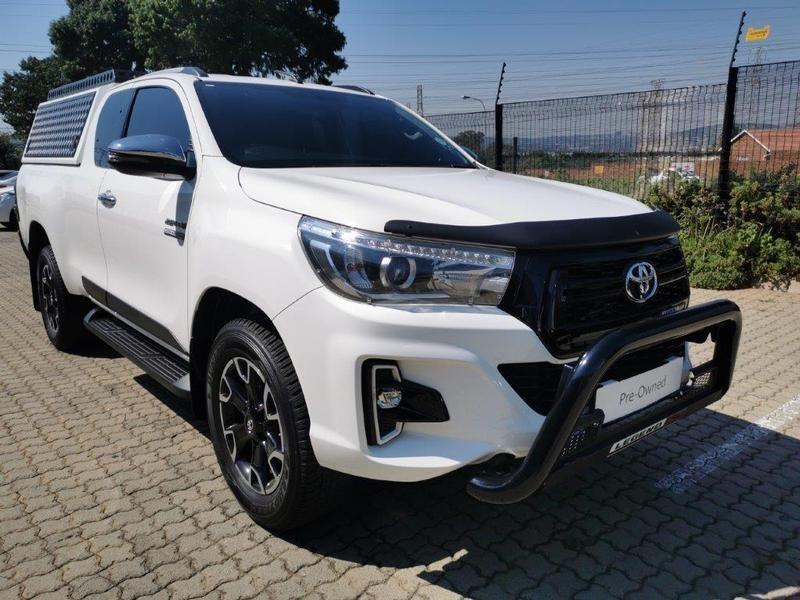 2020 Toyota Hilux 2.8 GD-6 RB Raider PU ECAB Gauteng Johannesburg_0