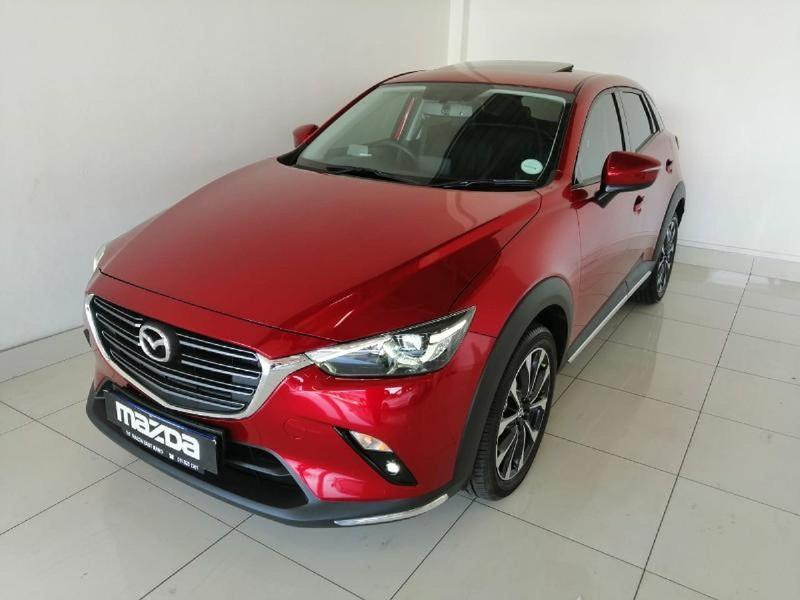 2021 Mazda CX-3 2.0 Individual Auto Gauteng Boksburg_0