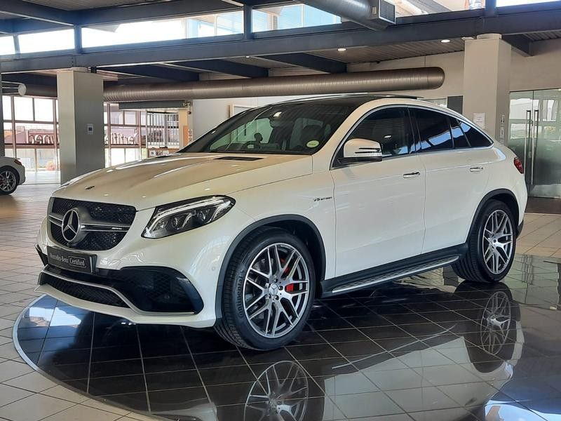 2021 Mercedes-Benz GLE-Class 63 S AMG Western Cape Cape Town_0
