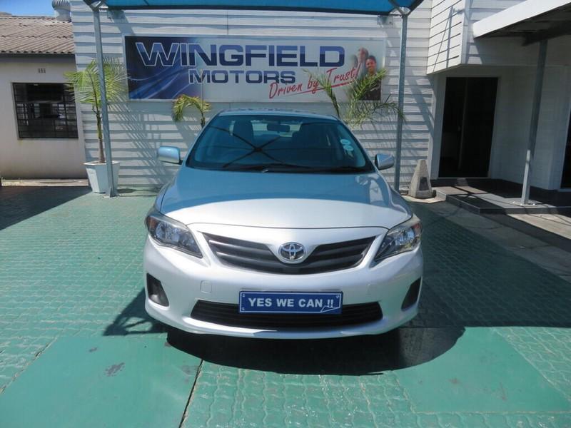 2016 Toyota Corolla Quest 1.6 Western Cape Cape Town_0