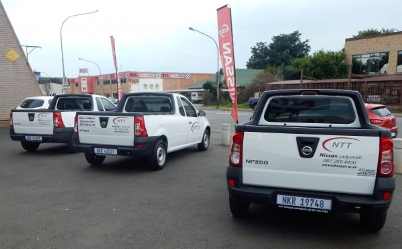 2021 Nissan NP200 1.6  Pu Sc  Kwazulu Natal Ladysmith_0
