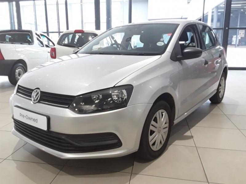 2016 Volkswagen Polo 1.2 TSI Trendline 66KW Free State Bloemfontein_0