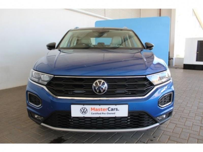 2021 Volkswagen T-ROC 2.0 TSI Design 4MOT DSG Northern Cape Kimberley_0