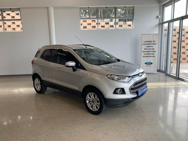 2015 Ford EcoSport 1.5TiVCT Titanium Auto Mpumalanga White River_0
