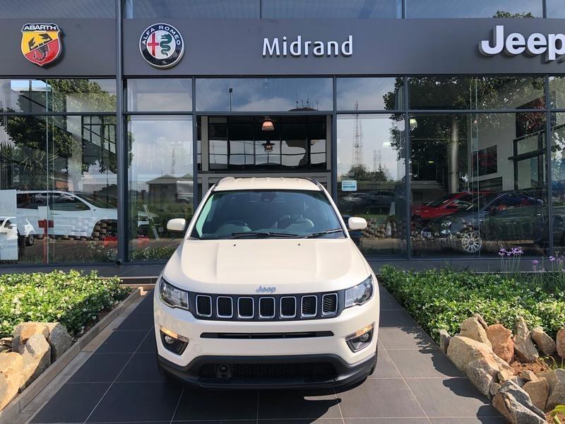 2021 Jeep Compass 1.4T Longitude Auto Gauteng Midrand_0