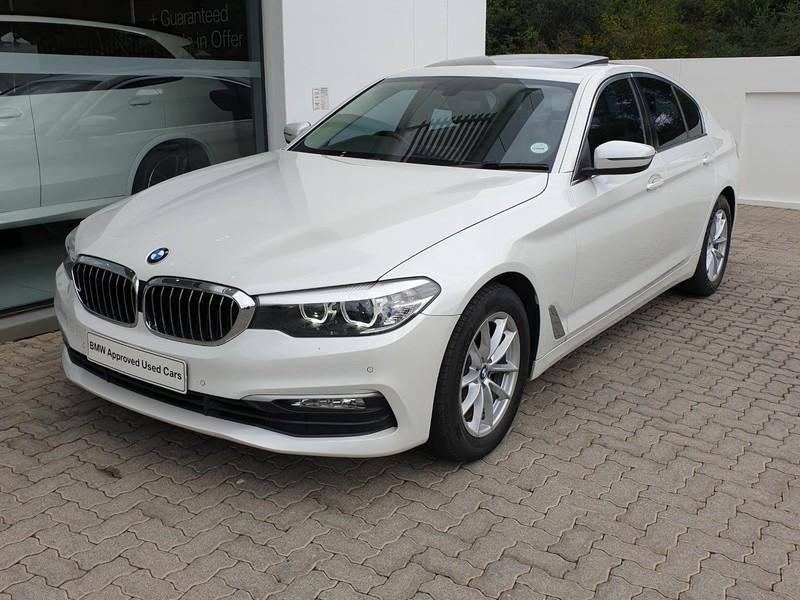 2017 BMW 5 Series 520d Auto Gauteng Johannesburg_0