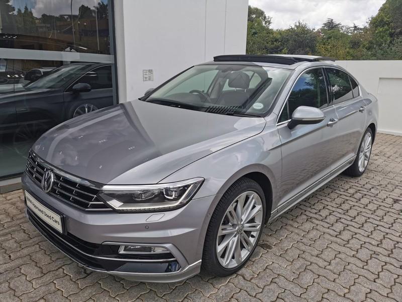 2018 Volkswagen Passat 2.0 TDI Executive DSG Gauteng Johannesburg_0