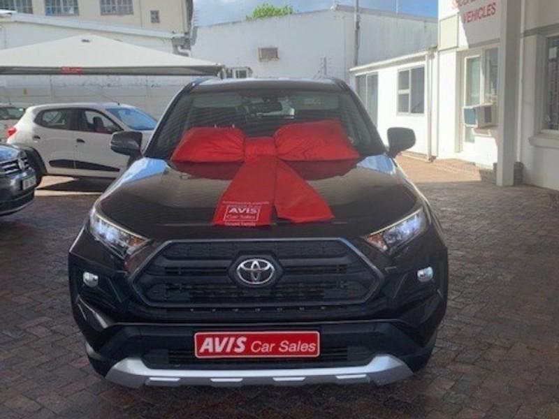 2019 Toyota Rav 4 2.0 GX-R CVT AWD Western Cape Cape Town_0