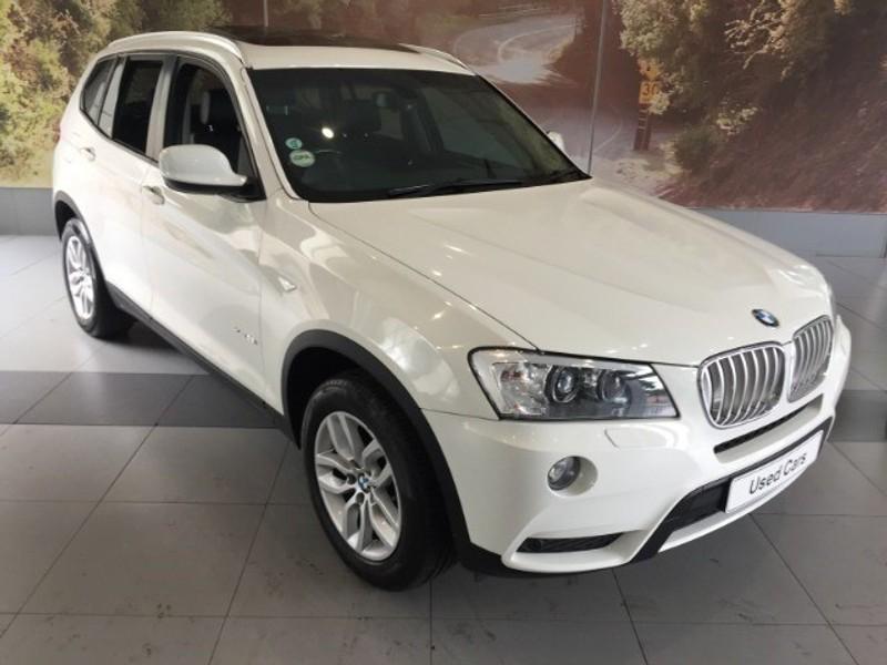 2013 BMW X3 Xdrive28i Exclusive At  Gauteng Pretoria_0