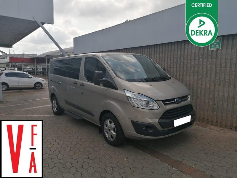 2017 Ford Tourneo 2.2D Trend LWB 92KW Gauteng Pretoria_0