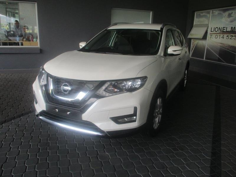 2019 Nissan X-Trail 2.5 Acenta 4X4 CVT North West Province Rustenburg_0