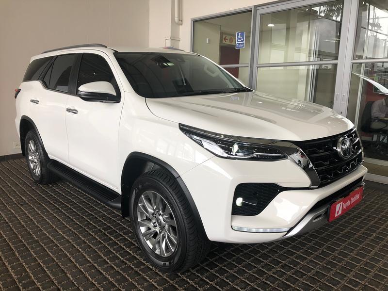 2021 Toyota Fortuner 2.8GD-6 4x4 VX Auto Gauteng Rosettenville_0