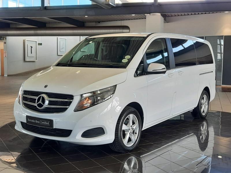 2018 Mercedes-Benz V-Class V220 CDI Auto Western Cape Cape Town_0