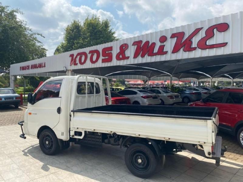 2018 Hyundai H100 Bakkie 2.6d Fc Cc  Gauteng Vanderbijlpark_0
