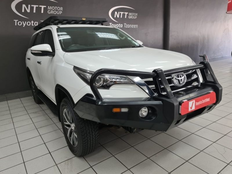 2016 Toyota Fortuner 2.8GD-6 4X4 Auto Limpopo Tzaneen_0