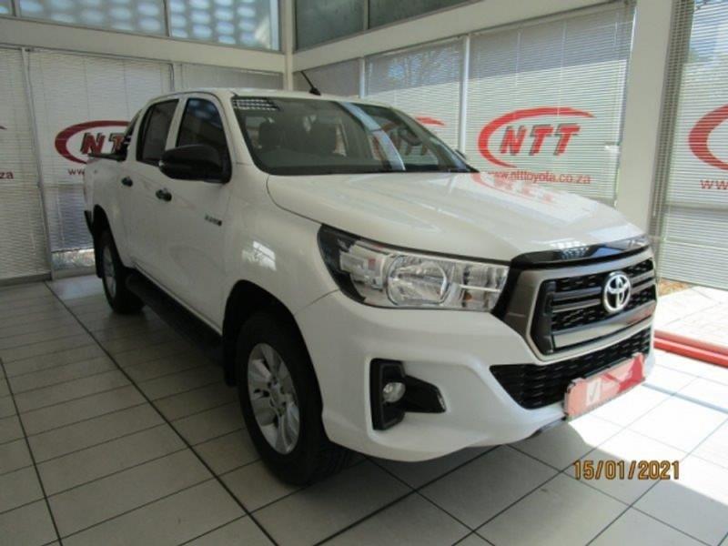 2020 Toyota Hilux 2.4 GD-6 RB SRX Double Cab Bakkie Mpumalanga Hazyview_0