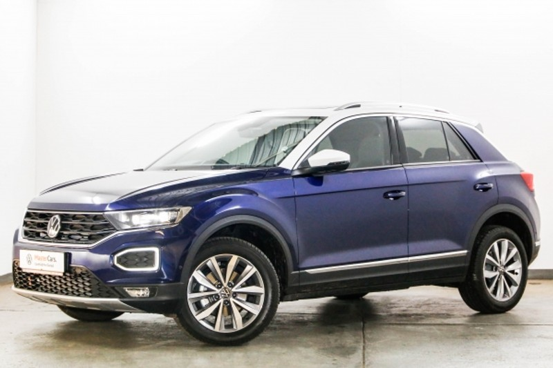 2021 Volkswagen T-ROC 1.4 TSI Design Tiptronic North West Province Potchefstroom_0