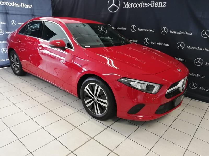 2020 Mercedes-Benz A-Class A 200 Auto Western Cape Claremont_0