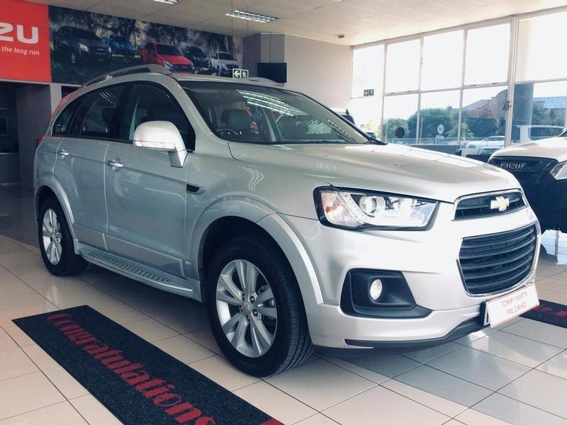 2016 Chevrolet Captiva 2.4 LT Gauteng Randburg_0