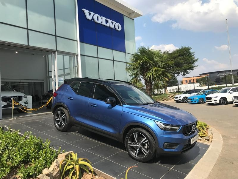 2021 Volvo XC40 T5 R-Design AWD Gauteng Midrand_0
