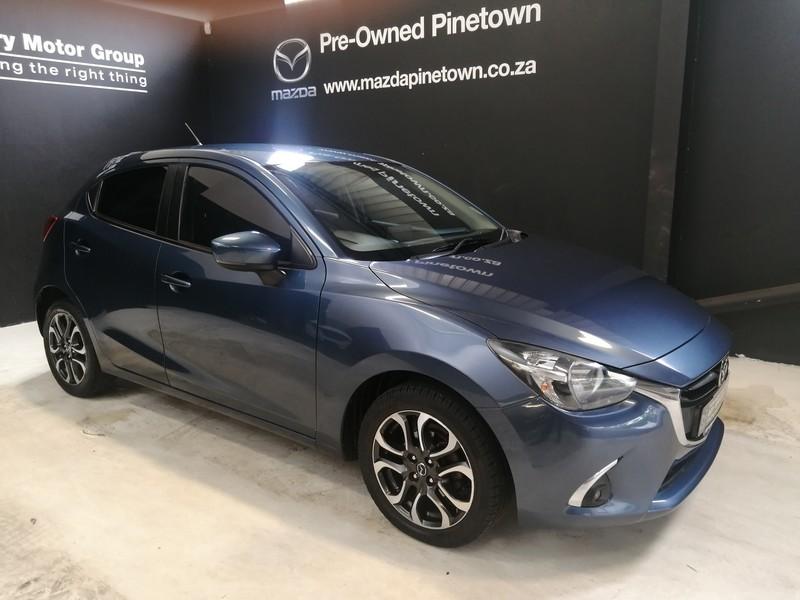 2017 Mazda 2 1.5 Individual Auto 5-Door Kwazulu Natal Pinetown_0