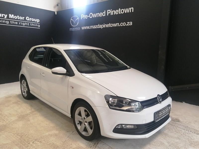 2019 Volkswagen Polo Vivo 1.6 Highline 5-Door Kwazulu Natal Pinetown_0