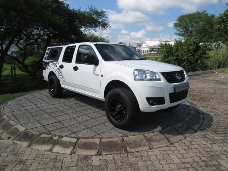 2018 GWM Steed 5 2.2 MPi Base Double Cab Bakkie Mpumalanga Nelspruit_0