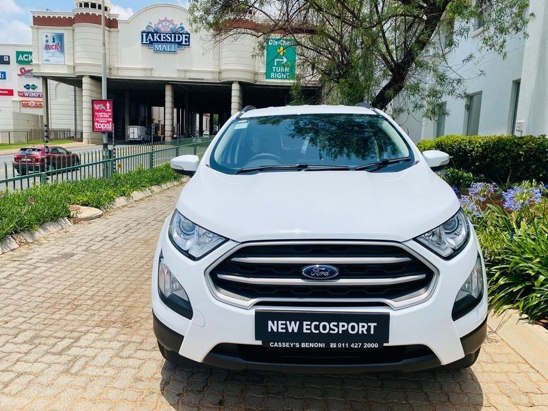 2021 Ford EcoSport 1.0 Ecoboost Trend Auto Gauteng Johannesburg_0