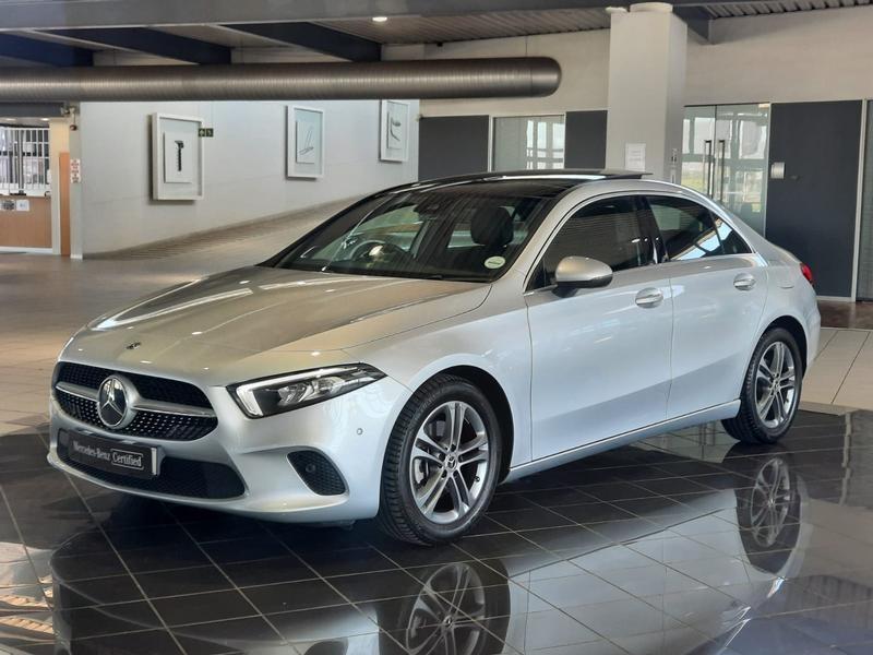 2020 Mercedes-Benz A-Class A200d 4-Door Western Cape Cape Town_0