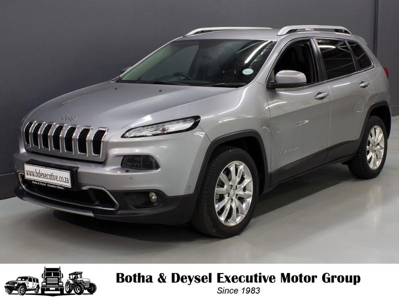 2015 Jeep Cherokee 3.2 Limited Auto Gauteng Vereeniging_0