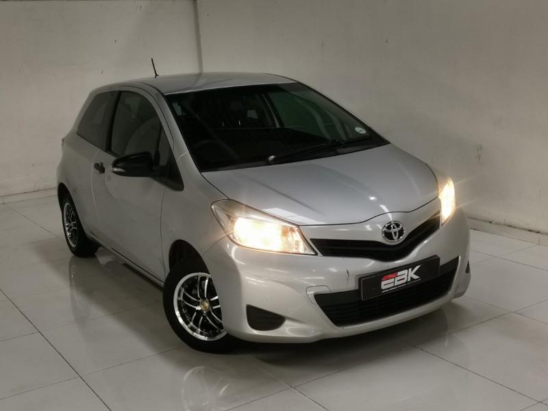 2012 Toyota Yaris 1.0 Xi 3dr  Gauteng Johannesburg_0