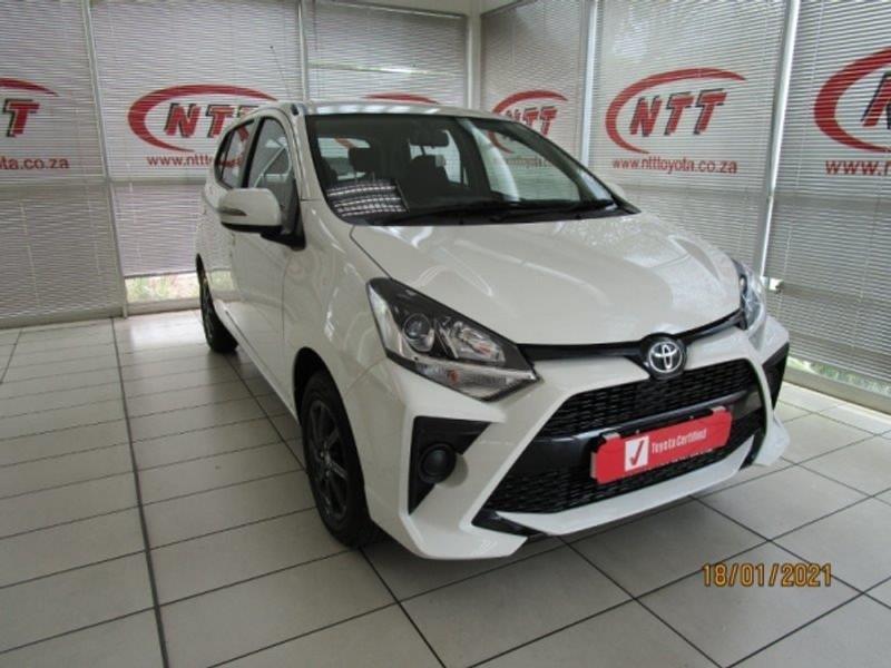 2021 Toyota Agya 1.0 Mpumalanga Hazyview_0
