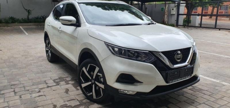 2021 Nissan Qashqai 1.5 dCi Acenta plus North West Province Klerksdorp_0